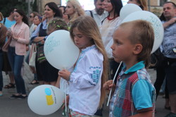 «Мова єднає»: В Харкові відзначили День українського суверенітету