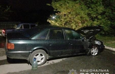 Протягом доби на Харківщині горіли три автомобілі