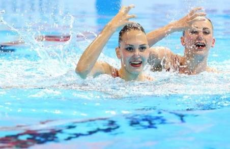 Харківські синхроністки знов стали призерками чемпіонату світу