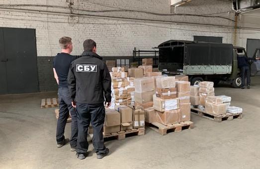 Через харківський кордон з Росією контрабандою ввозили книги