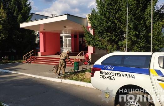 Мінування виборчих дільниць у Харкові: Під час огляду виборчий процес не зупинявся (ФОТО)