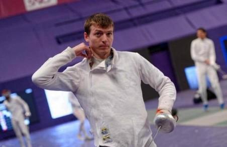 Харків'янин став срібним призером чемпіонату світу з фехтування