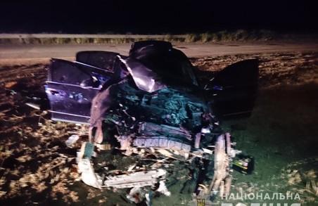 На Харківщині сталася аварія, є постраждалі (фото)