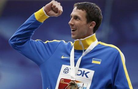 Харків'янин став кращим легкоатлетом України
