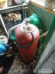 На Харківщині стався вибух побутового газу