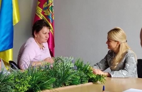 Світлична провела прийом громадян у Харківській дирекції «Укрпошти»