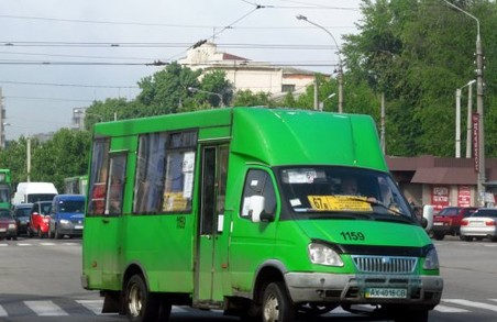 Харків'ян очікують зміни маршрутів громадського транспорту