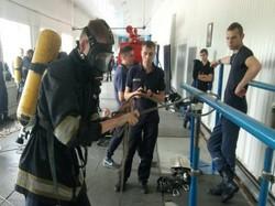 Харківські рятувальники прийняли участь в конкурсі на звання кращого по професії (ФОТО)