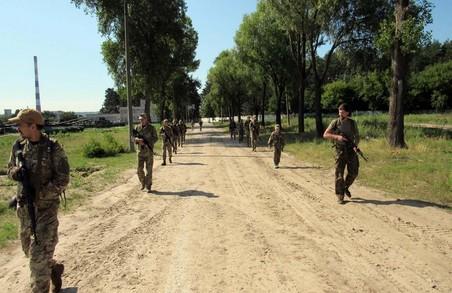 На Харківщині бійці підрозділів тероборони успішно відбили напад умовного противника (ФОТО)