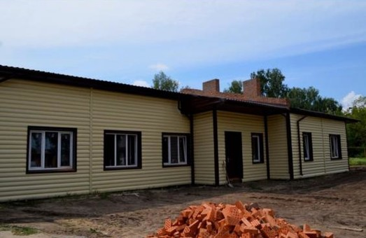 На Харківщині продовжують облаштовувати сільську амбулаторію