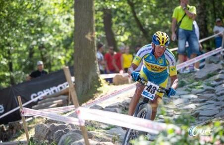Харків'янин здобув срібну медаль чемпіонату Європи