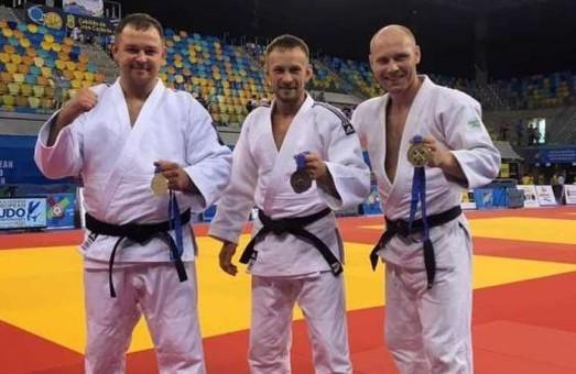 Харківські дзюдоїсти стали чемпіонами Європи