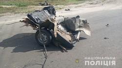На Харківщині сталася смертельна аварія (фото)