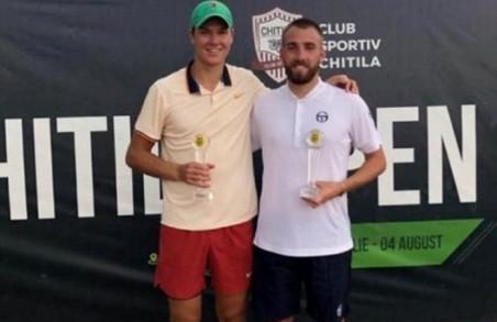 Харків'янин вдруге поспіль виграв турнір ITF