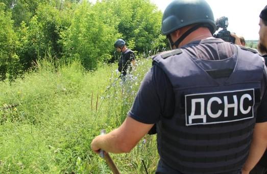 На Харківщині було виявлено 5 застарілих боєприпасів