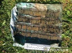 Поблизу харківського ставка знайшли боєприпаси