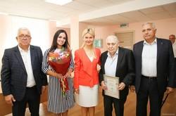 Світлична привітала команду «Житлобуд-1» з черговим званням власниць Кубка України