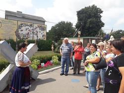 Музейники Харківщини обмінювалися досвідом нових форм музейної діяльності з  сумськими та полтавськими колегами