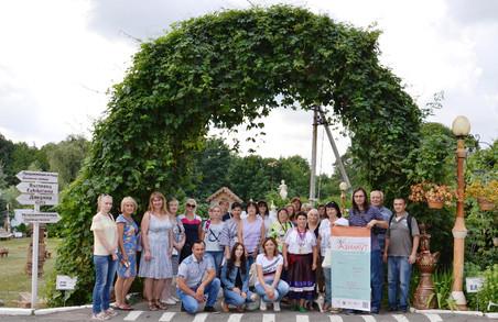 Музейники Харківщини обмінювалися досвідом з колегами