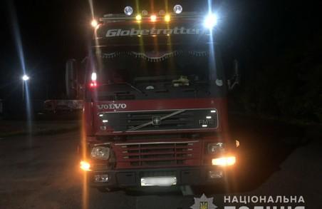 На Харківщині сталася смертельна ДТП за участі вантажівки