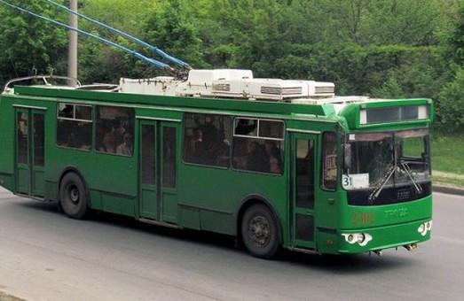 На вулиці Гвардійців Широнінців не ходитимуть тролейбуси