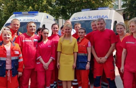 Цього року до ремонту на Харківщині заплановано понад 70 об'єктів медичної сфери – Світлична
