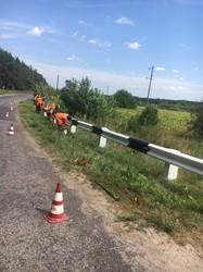 Триває аварійний ямковий ремонт на трасах Харківщини (ФОТО)