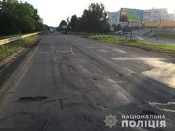 На Харківщині розшукують свідків ДТП