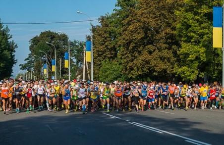 Під час марафону деякі вулиці Харкова будуть перекриті
