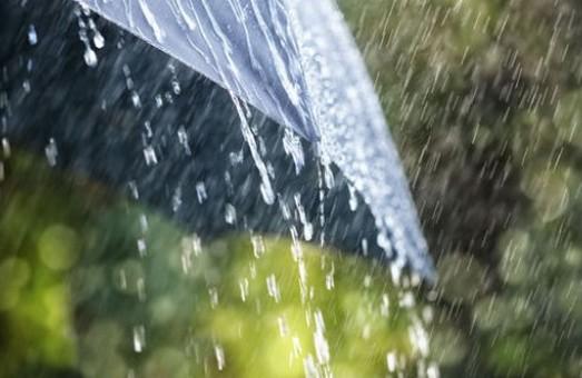 На вихідних у Харкові дощитиме