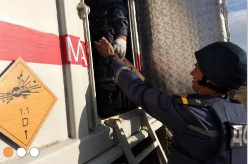 Піротехніки Харківського гарнізону ДСНС за добу розмінували 13 боєприпасів