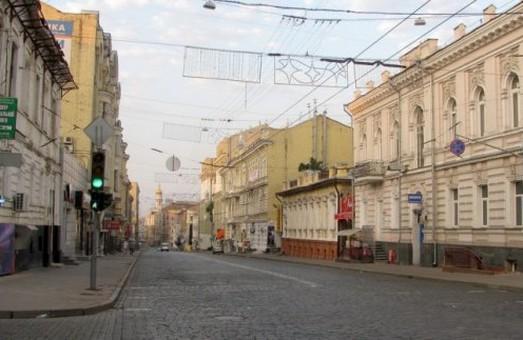 На Сумській вулиці буде обмежено рух транспорту