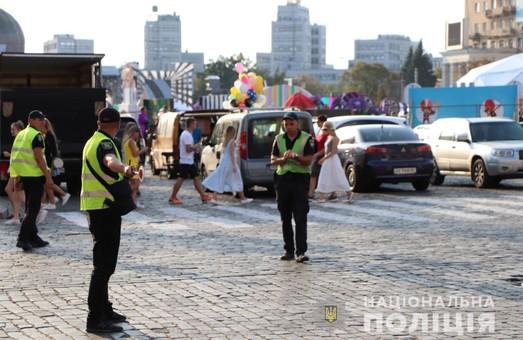 День міста Харкова: Грубих порушень правоохоронці не зафіксували – поліція