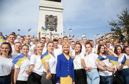 Світлична: Майбутнє України залежить від кожного з нас