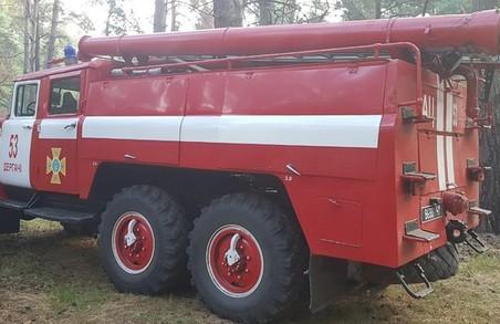 Харківські вогнеборці здійснили 26 оперативних виїздів на гасіння сухої трави, стерні, очерету та сміття