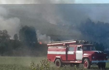 На Харківщині четверо людей постраждали внаслідок пожеж