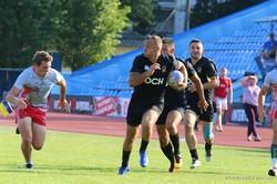 Харків'яни зайняли призове місце на чемпіонаті України з регбі