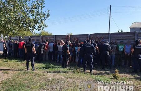 На Харківщині на журналістів здійснили напад, порушено кримінальну справу