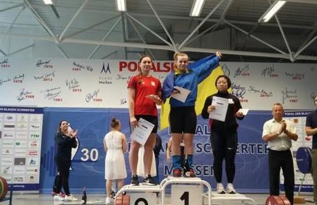 Харків'янки стали золотими призерками міжнародного турніру