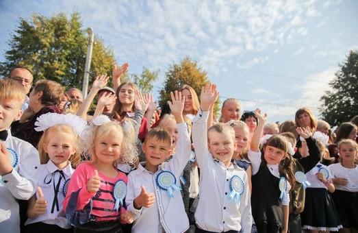 Сьогодні 25 тисяч першокласників розпочинають навчання на Харківщині – Світлична