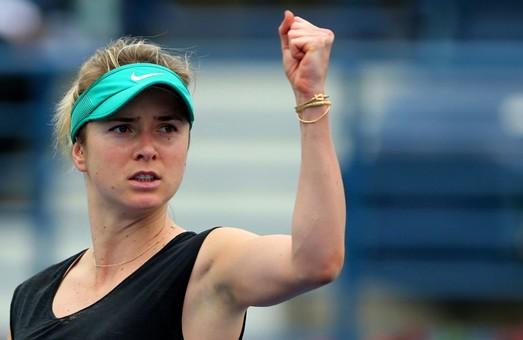 Харківська тенісистка вийшла в 1/4 фіналу Відкритого чемпіонату США