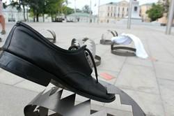 120 імен в кремлівських капканах: харків'янам нагадали про долі політв'язнів (ФОТО)