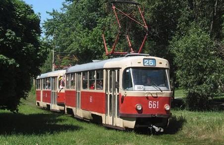 В Харкові дещо зміниться схема трамвайного руху