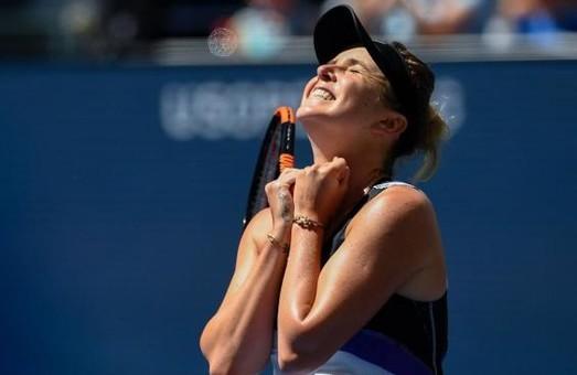 Харківська тенісистка вийшла у півфінал US Open