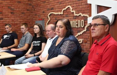 Харків'янам розказали про поневіряння в'язнів Кремля