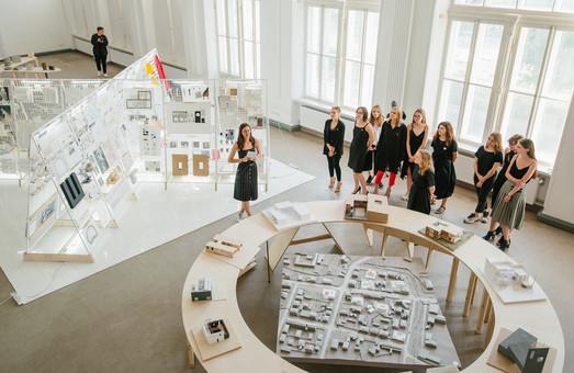 У Муніципальній галереї Харкова покажуть роботи студентів-архітекторів
