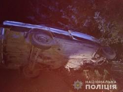 На Харківщині внаслідок ДТП загинули дві людини (фото)