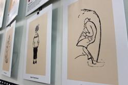 Фото, плакати та карикатури: В Харкові показали маловідому сторону Олександра Довженка