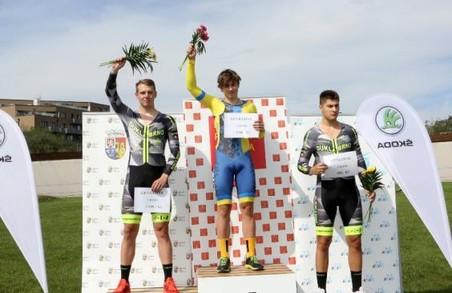 Харків'янин став переможцем чеських велоперегонів