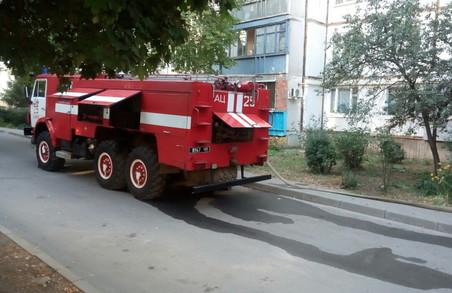 В Харкові внаслідок пожежі загинула людина